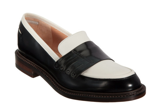 Robert Clergerie Renee Loafers