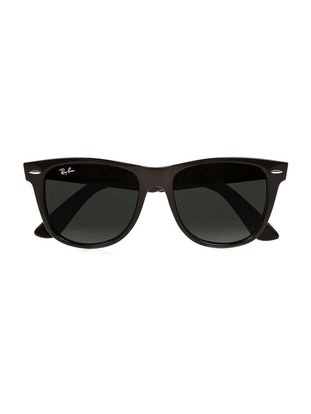 Ray-Ban The Wayfarer D-Frame Acetate Sunglasses