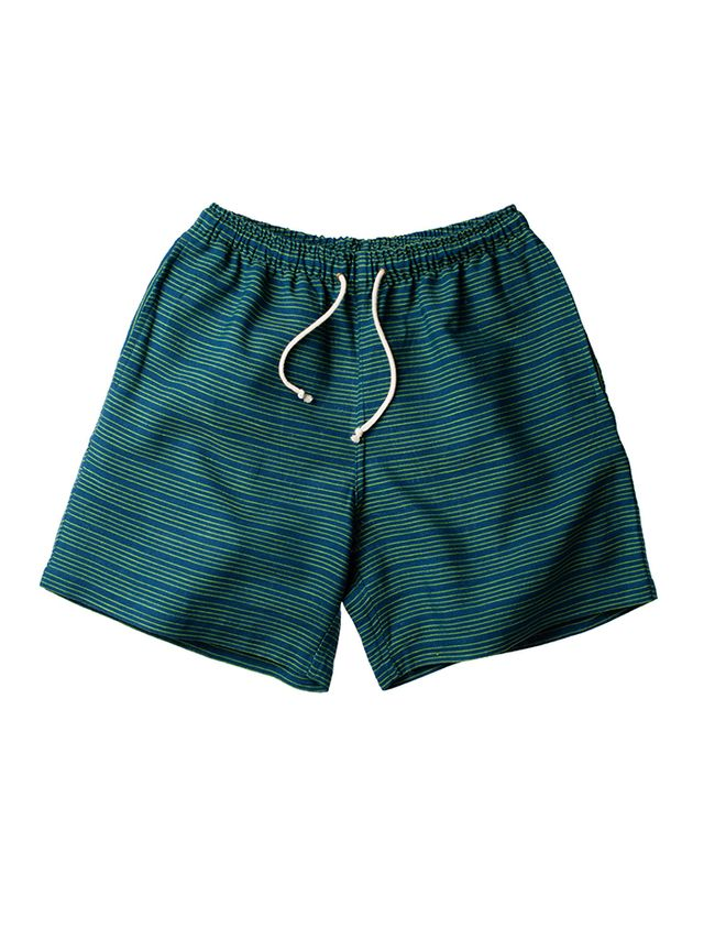Jed & Marne Lime Pond Shorts