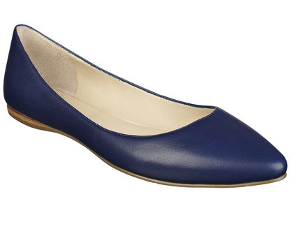 Nine West Speak Up Pointy Toe Flats