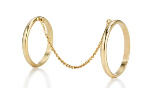 Sarah Chloe Tara Linked Ring