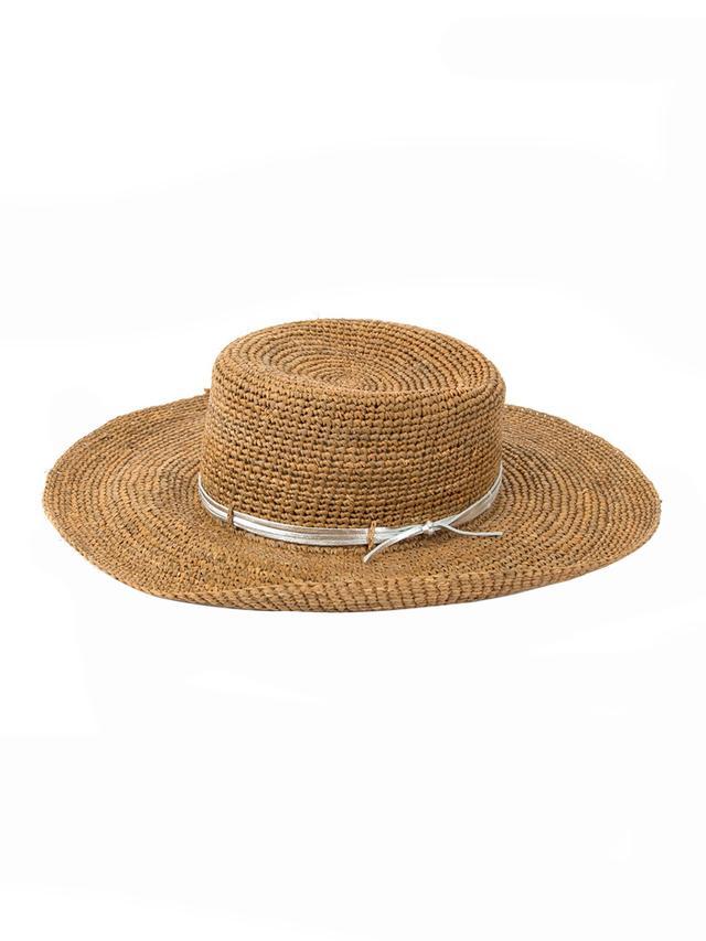 Scoop Raffia Sun Hat