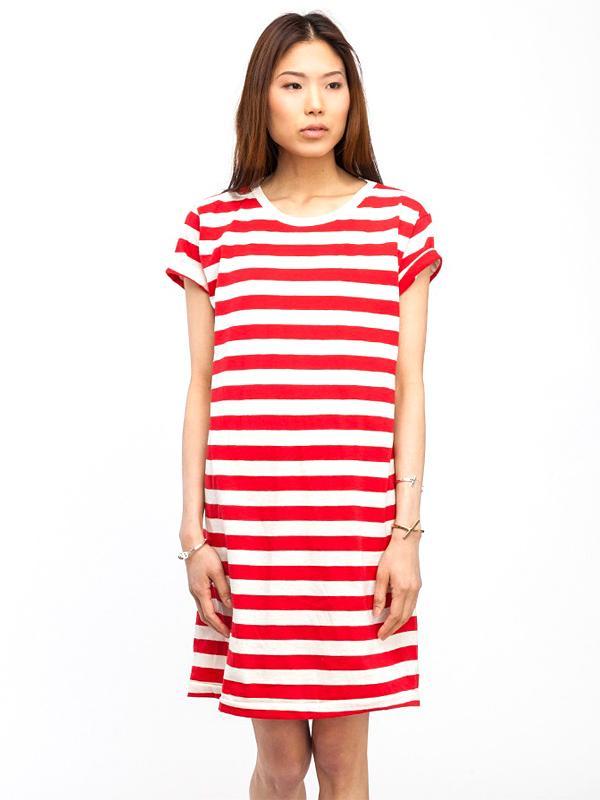 Edith A. Miller Boyfriend Mini Dress