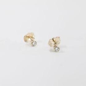 Catbird Jewelry Elfin Studs