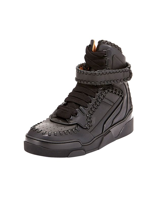 Givenchy Tyson Whipstitch High Top
