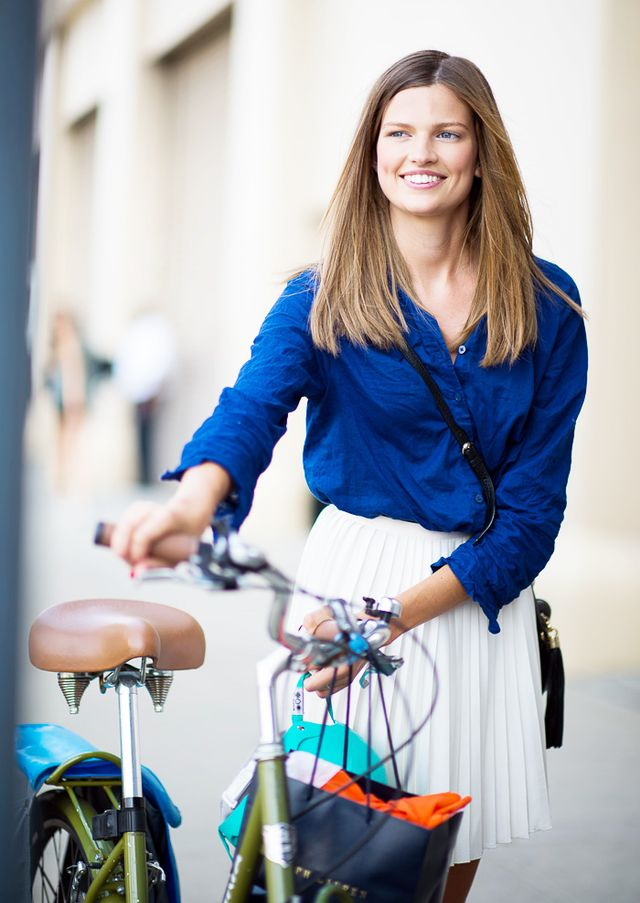 Tip of the Day: The Perfect Bicycle Outfit