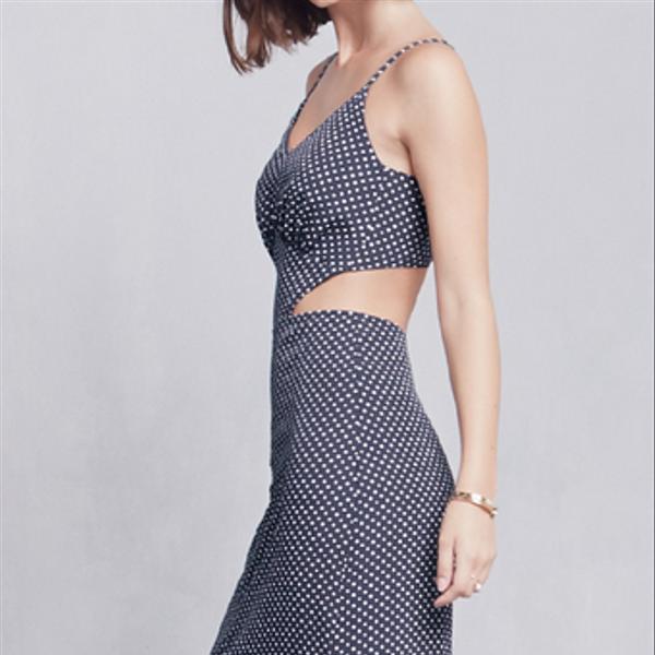 Reformation Tawny Dress