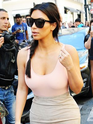Kim Kardashian Revives The Bodysuit: How To Wear The Summer Staple