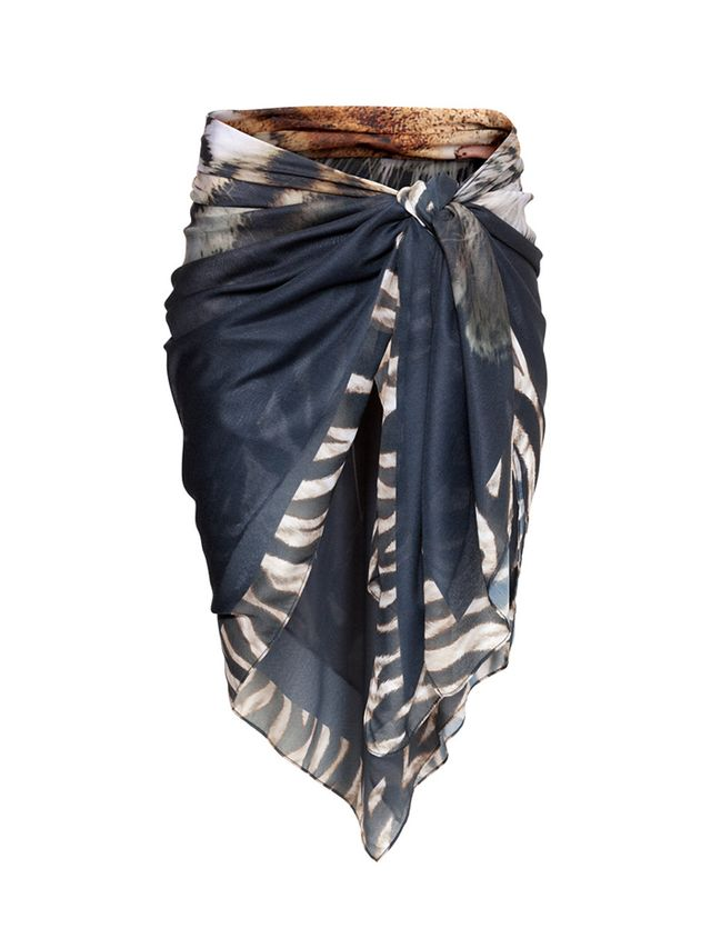 H&M Patterned Sarong
