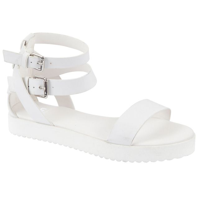 Kin by John Lewis Double Strap Sandals