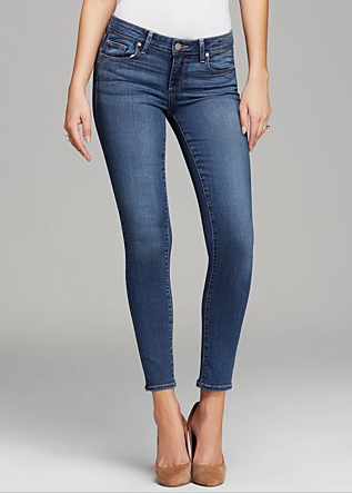 Paige Denim Verdugo Transcend Ultra Skinny Jeans