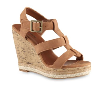 Call It Spring Dalidien Strappy Wedge Sandals