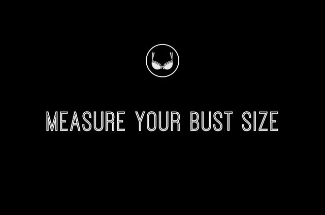 Compared to measuring your bust, determining your band size is fairly straightforward. As we learned from Lam above, cups are much more challenging to correctly size. Place the tape so it's...