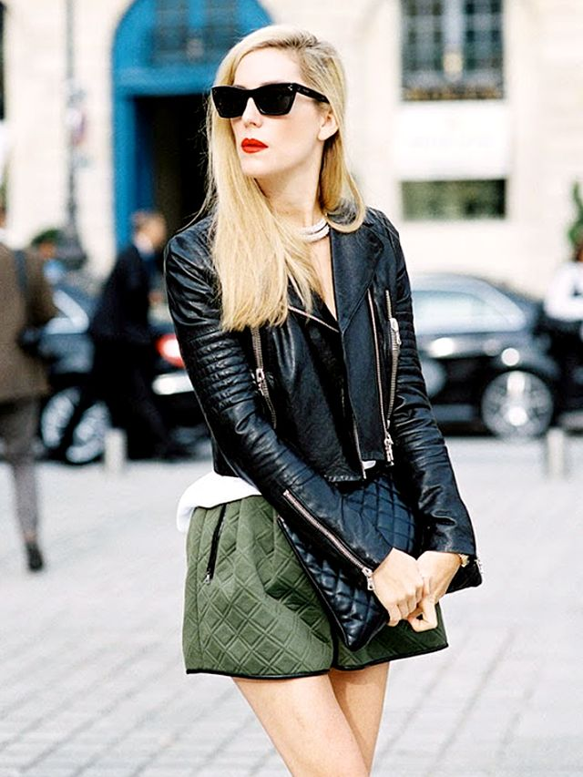 10 Stylish Ways To Wear Short Shorts   WhoWhatWear