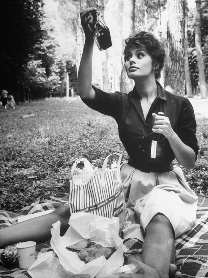 Tbt Style Spotlight Sophia Loren Who What Wear