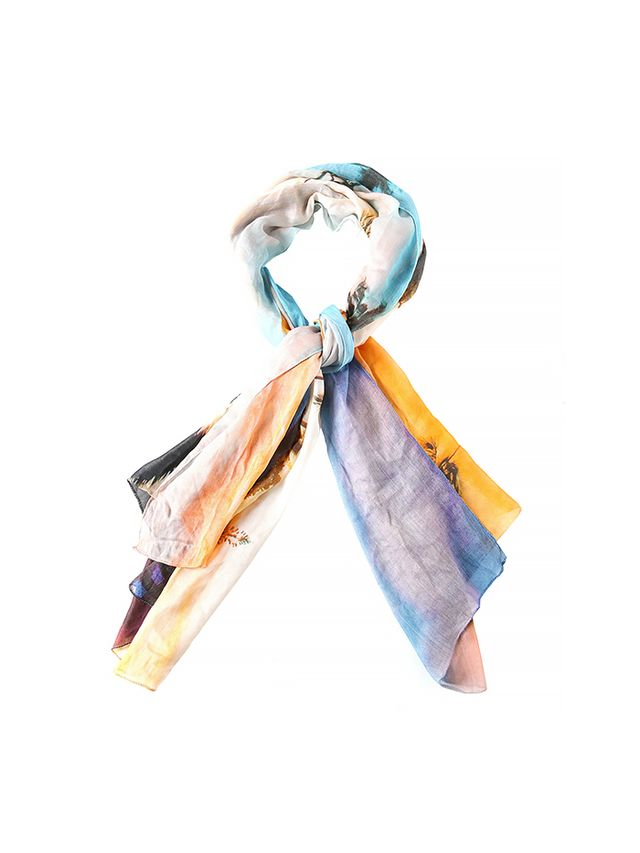 Michael Stars Beach Wrap Scarf