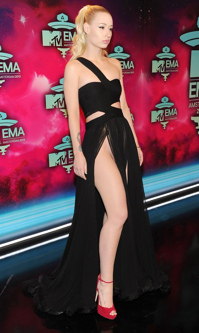 The Most Naked Red Carpet Looks of All Time