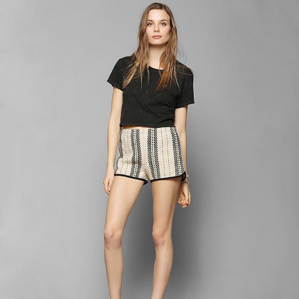Urban Renewal Baja Blanket Shorts