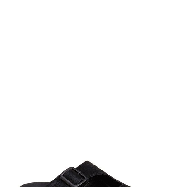 Steve Madden Boundree Calf Hair Sandals