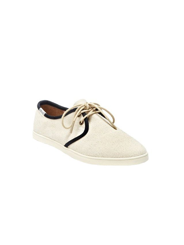 Soludos Woven Lace Up Shoes