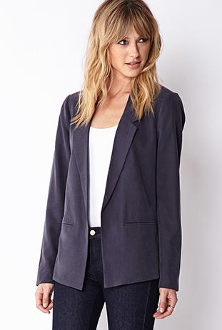 Forever 21 Luxe Menswear-Inspired Blazer