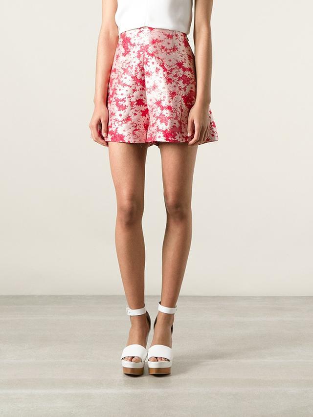 Stella McCartney Floral Shorts
