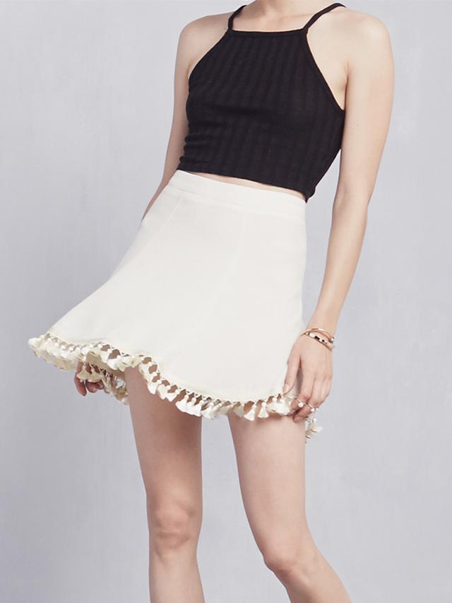 Reformation Malin Skirt