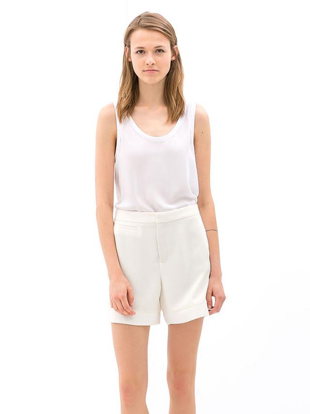 Zara Contrast Shorts