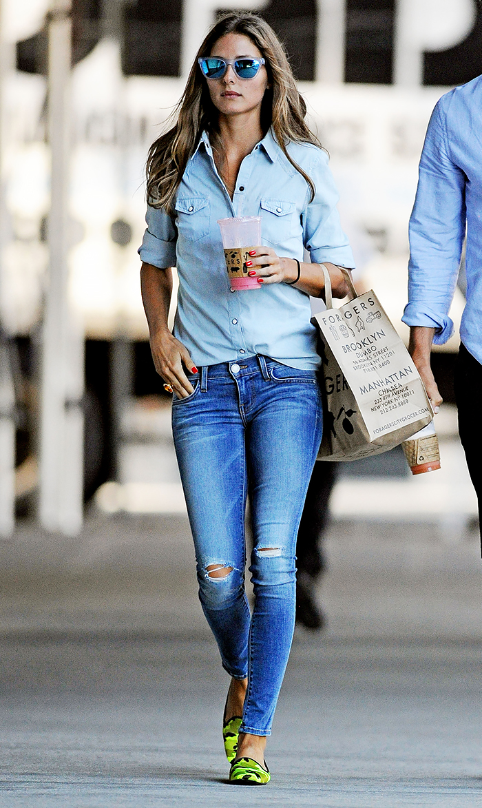 The Ultimate Roundup Of Olivia Palermo 39 S Best Summer Looks