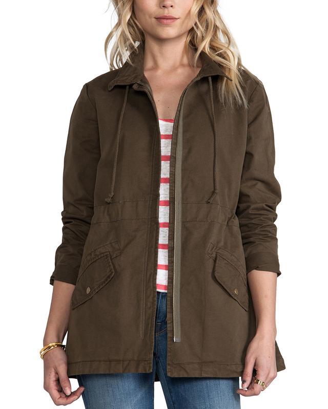 Bobi Military Jacket