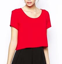 Love Crop T-Shirt