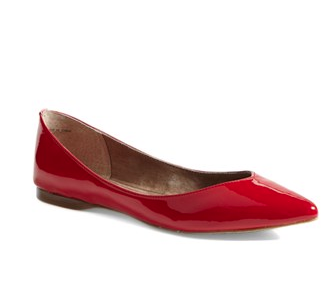 BP Moveover Pointed Toe Flats