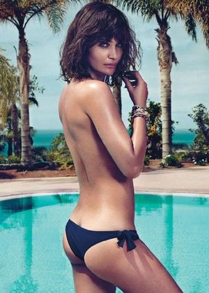 Helena Christensen's Sexy Summer Spread For Elle France