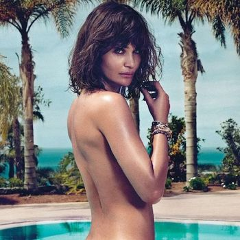 Helena Christensen's Sexy Summer Spread For Elle France