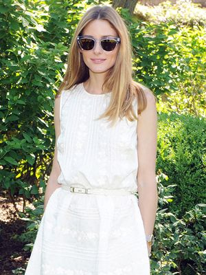 Olivia Palermo's Summer-in-the-Hamptons Style