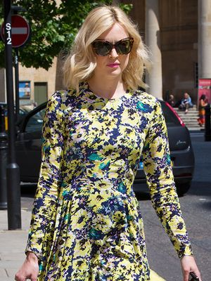 The Scoop On Fearne Cotton's Effortlessly Chic Floral Look
