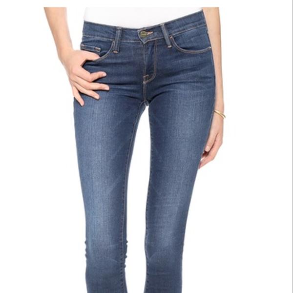 Frame Denim Le Skinny Forever Karlie Jeans
