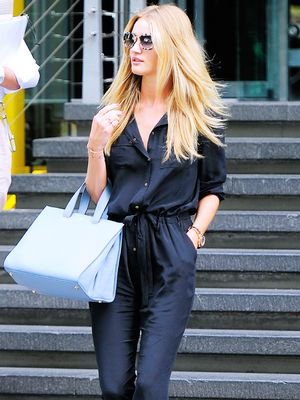 What are three easy ways to wear a jumpsuit?