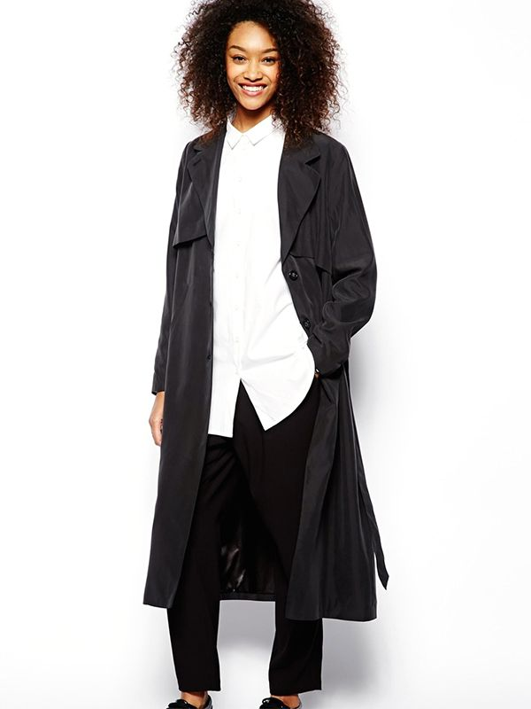 Monki Exclusive Duster Coat