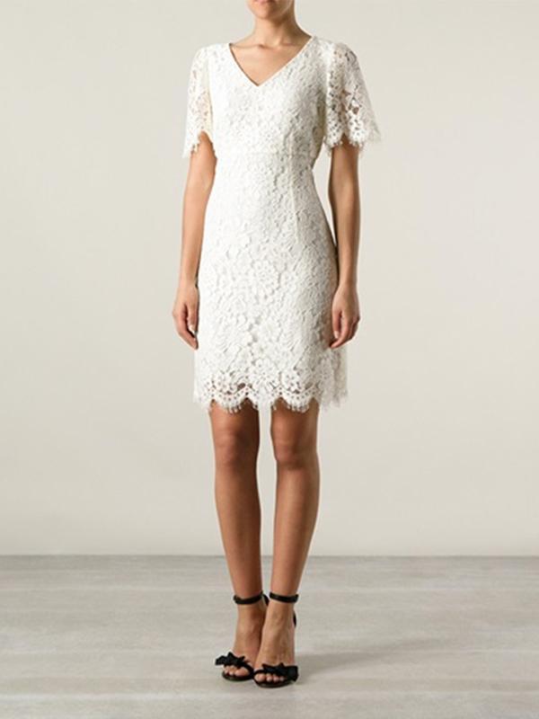 Dolce & Gabbana Lace Bridal Dress