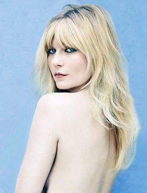 Kirsten Dunst For Madame Figaro