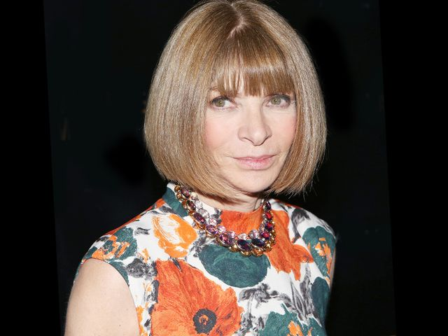 Anna Wintour's Top 5 Pieces Of Career Advice