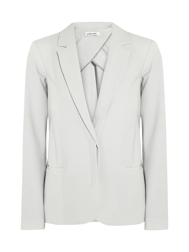 Elizabeth and James Ramsay Stretch-Twill Blazer