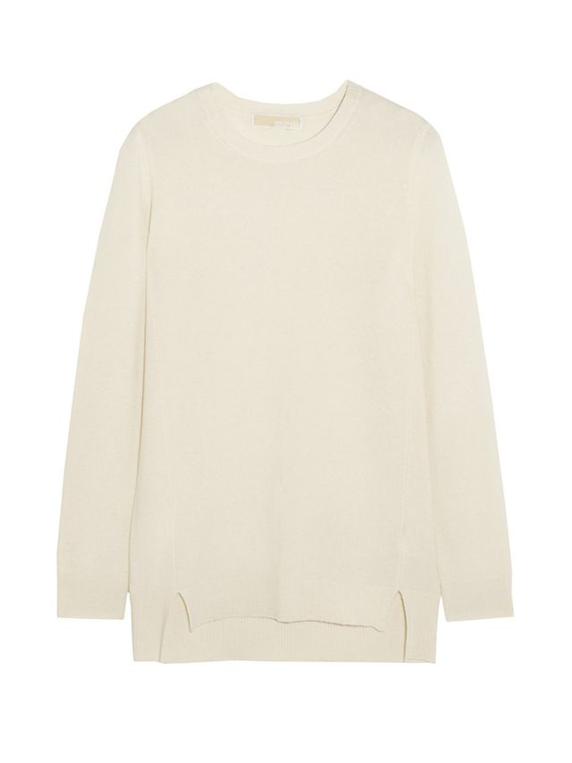 MICHAEL Michael Kors Mesmerised Wool And Cashmere-Blend Sweater