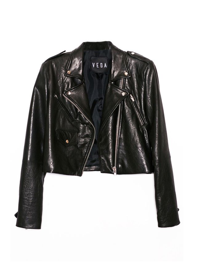 Veda Punch Jacket