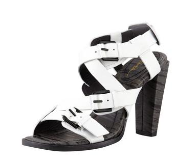 3.1 Phillip Lim Ada Strappy High-Heel Sandals