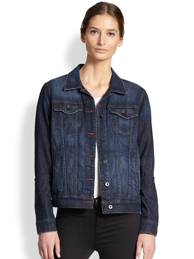 Joe's Akari Relaxed Denim Jacket