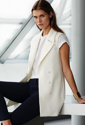 12 Minimal Work-Perfect Looks From Mango