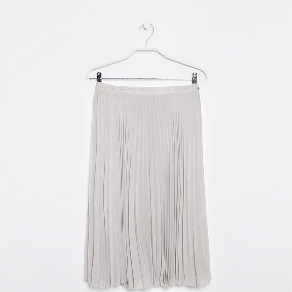 Mango Pleated skirt