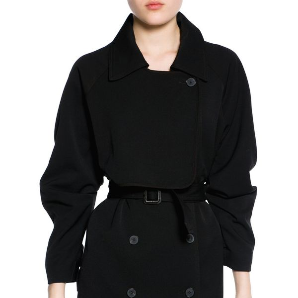 Mango Oversize trench coat